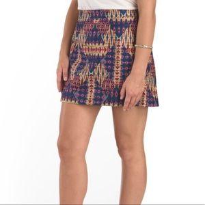 ‼️‼️NWOT Sam Edelman Geometric Mini Skirt
